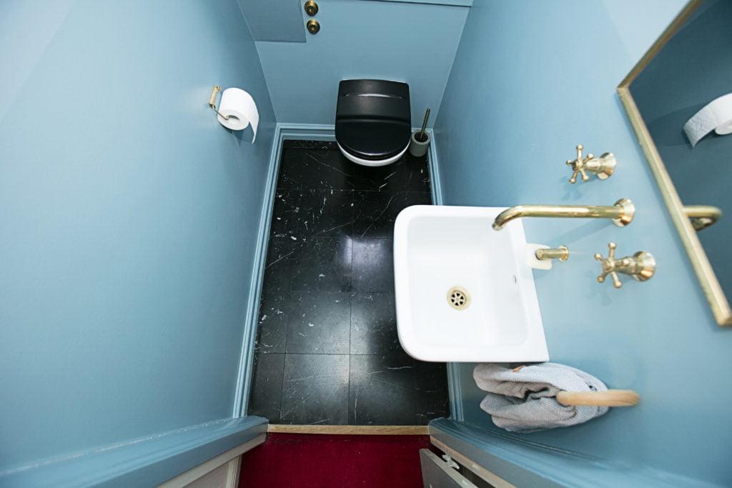 Make over af Gæste wc i Herlev. Pris 40.615,00 kr - Badeværelser og ...